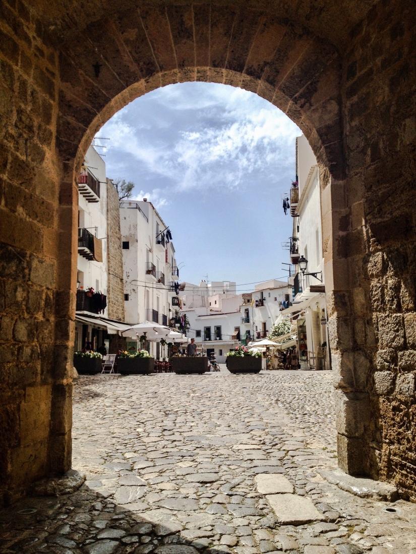 Eivissa, capital ofIbiza