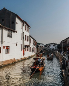 Zhujiajiao - The Venice of Shanghai