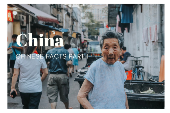 Chinese facts part i